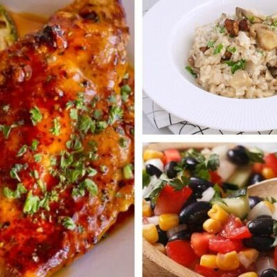 Weight Watchers Recipes + Healthy Meal Plan (7/20-7/26)