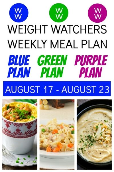 Picture of Pinterest Pin of DeeDeeDoes Weight Watchers Recipes on the Weight Watchers Weekly Meal Plan