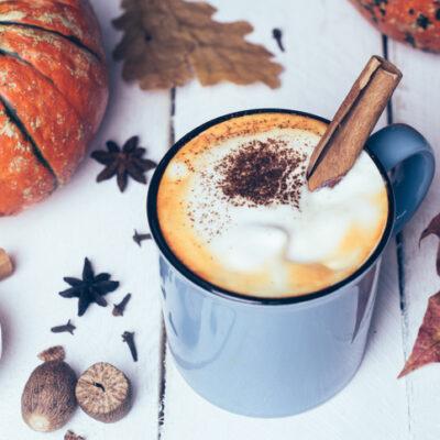 Healthy Fall Pumpkin Drink Recipes