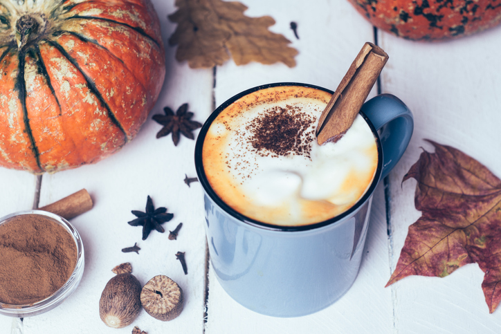 Healthy Fall Pumpkin Drink Recipes