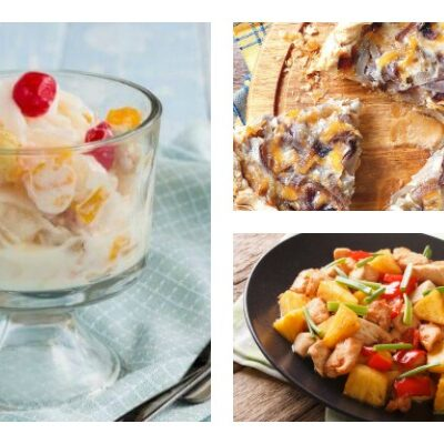 Weight Watchers Recipes + Healthy Meal Plan (8/10-8/16)