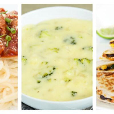 Weight Watchers Recipes + Healthy Meal Plan (10/5-10/11)