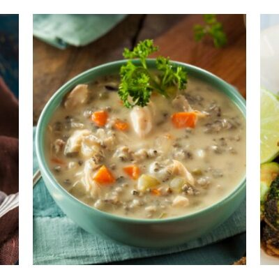 Weight Watchers Recipes + Healthy Meal Plan (10/26-11/1)