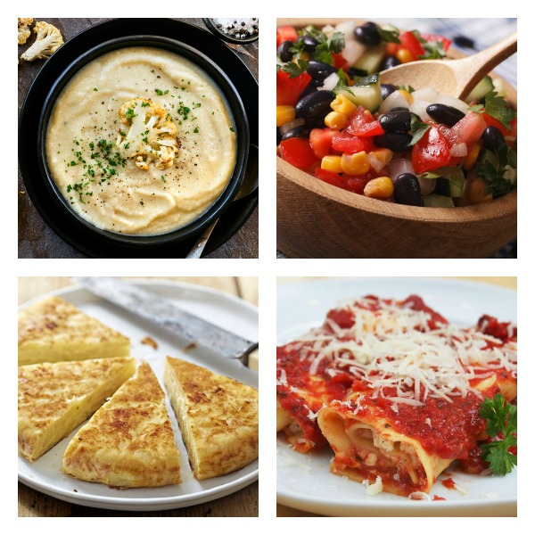 Picture of 4 weight watchers meals from deedeedoes.com