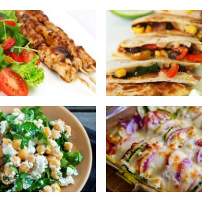 Weight Watchers Recipes + Healthy Meal Plan (11/16-11/22)