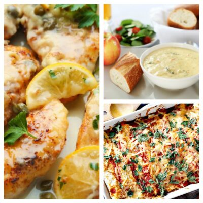 Weight Watchers Recipes + Healthy Meal Plan (9/21-9/27)