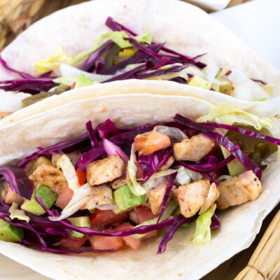 Slow Cooker Yucatan Fish Tacos + Weight Watchers Recipe
