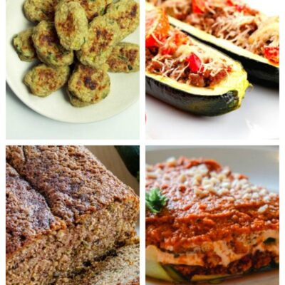 Easy Healthy Zucchini Recipes That Taste Like Your Overindulging