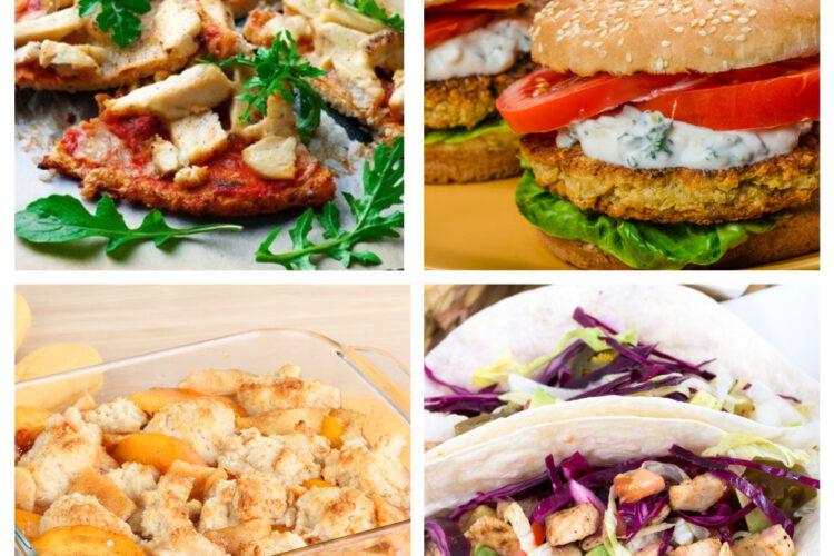 Weight Watchers Weekly Meal Plan Week of 4/26-5/2