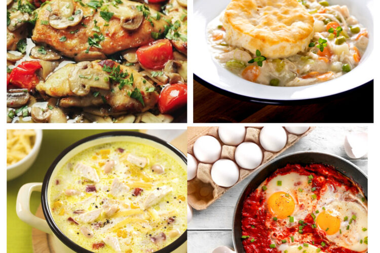 Weight Watchers Weekly Meal Plan for the Week of 5/10-5/16