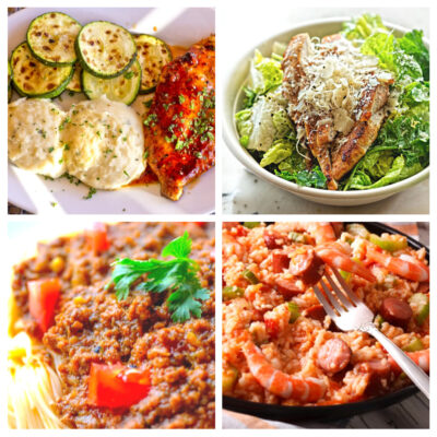 Weight Watchers Weekly Meal Plan for the Week of 5/31-6/6