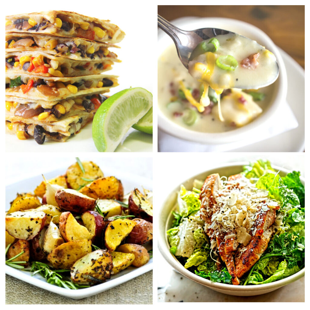 Weight Watchers Weekly Meal Plan for the Week of 6/21-6/27