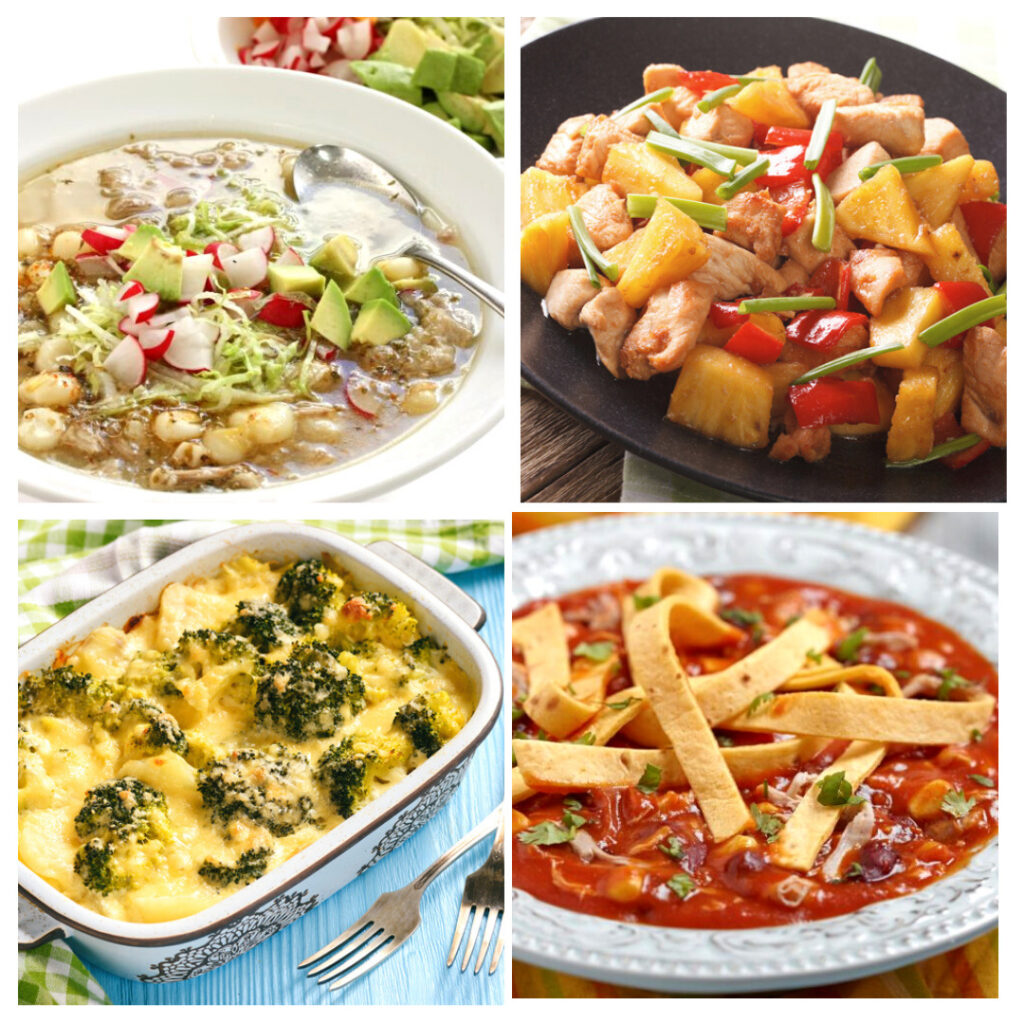 Weight Watchers Weekly Meal Plan for the Week of 6/7-6/13