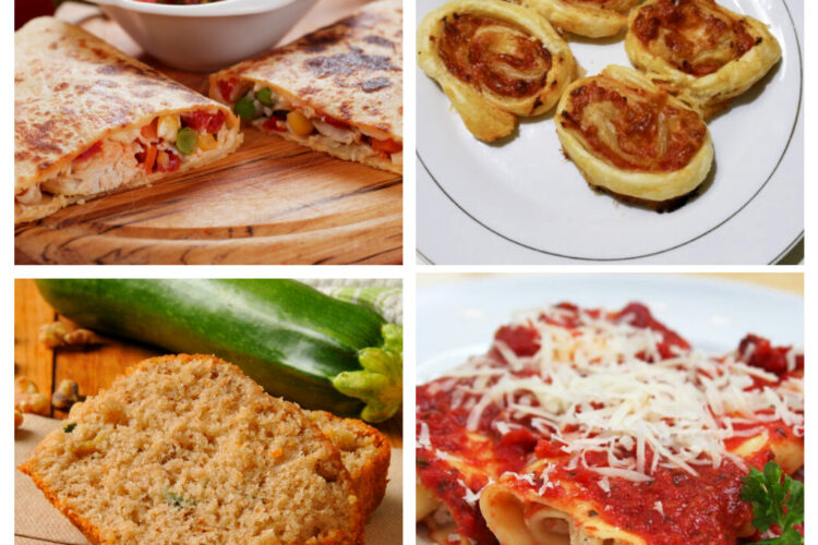 Weight Watchers Weekly Meal Plan for the Week of 7/19-7/25