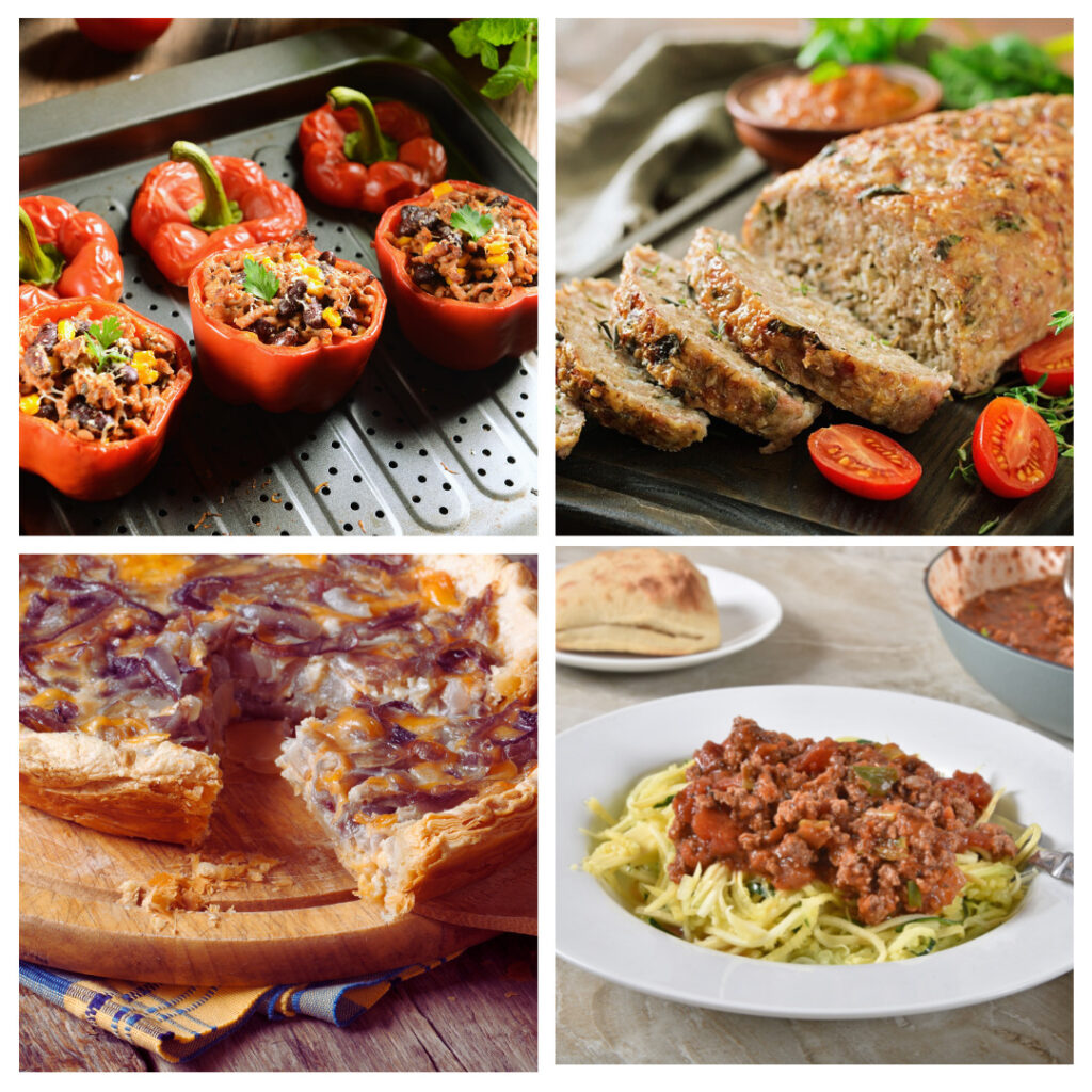 Weight Watchers Weekly Meal Plan for the Week of 8/30-9/5