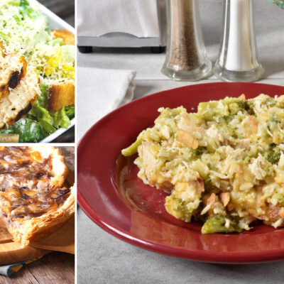 Weight Watchers Weekly Meal Plan for the Week of 8/9-8/15