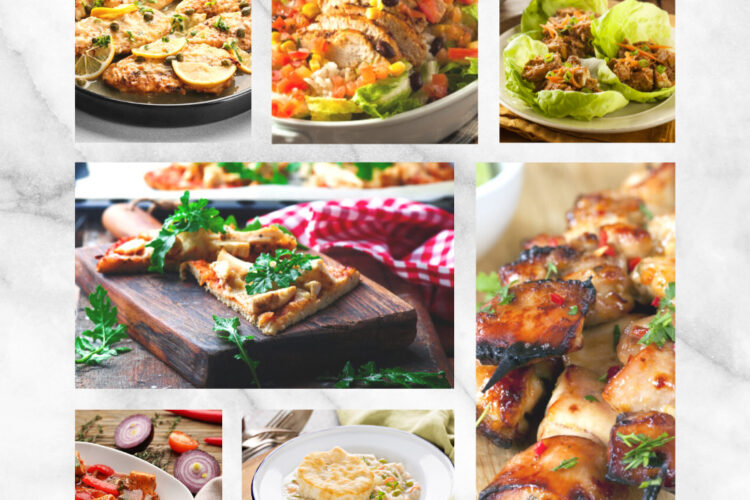 10 Delicious Healthy Chicken Breast Recipes That You Must Make